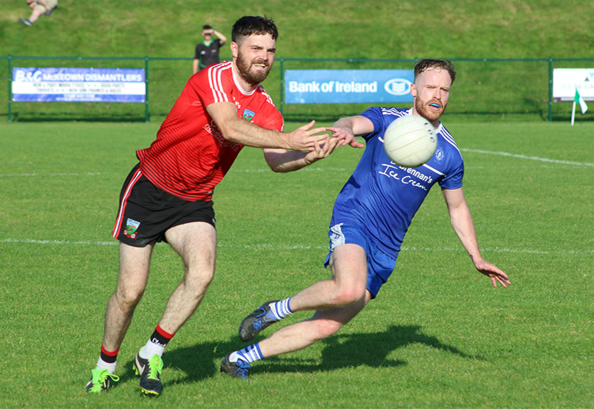 Loughinisland were beaten by a resolute Longstone side who came to the RGU PTR pitch to win.